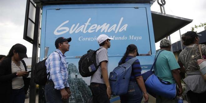 Guatemala desmiente supuesto acuerdo con Washington para instalar tropas estadounidenses