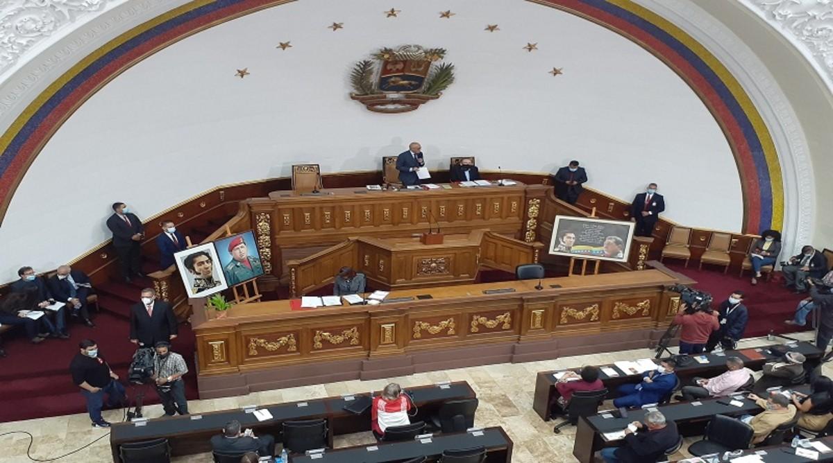 Comisión Especial investigará robo perpetrado por exdiputados a recursos bloqueados por la OFAC