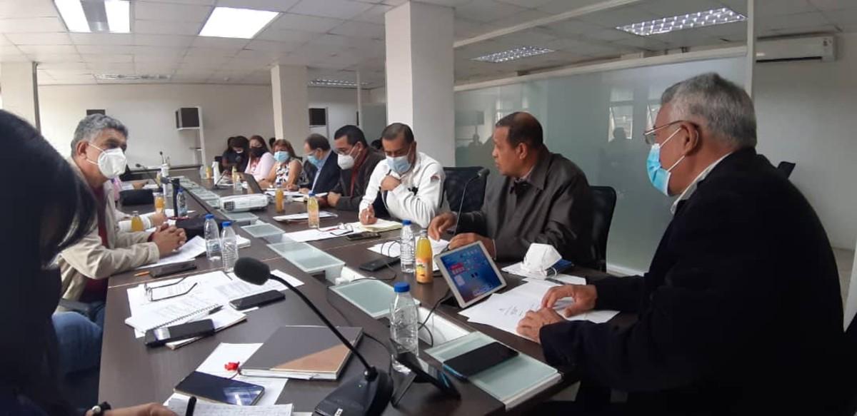 Comisión de Energía y Petróleo acelera discusión de las Leyes de Hidrocarburos y de Minas