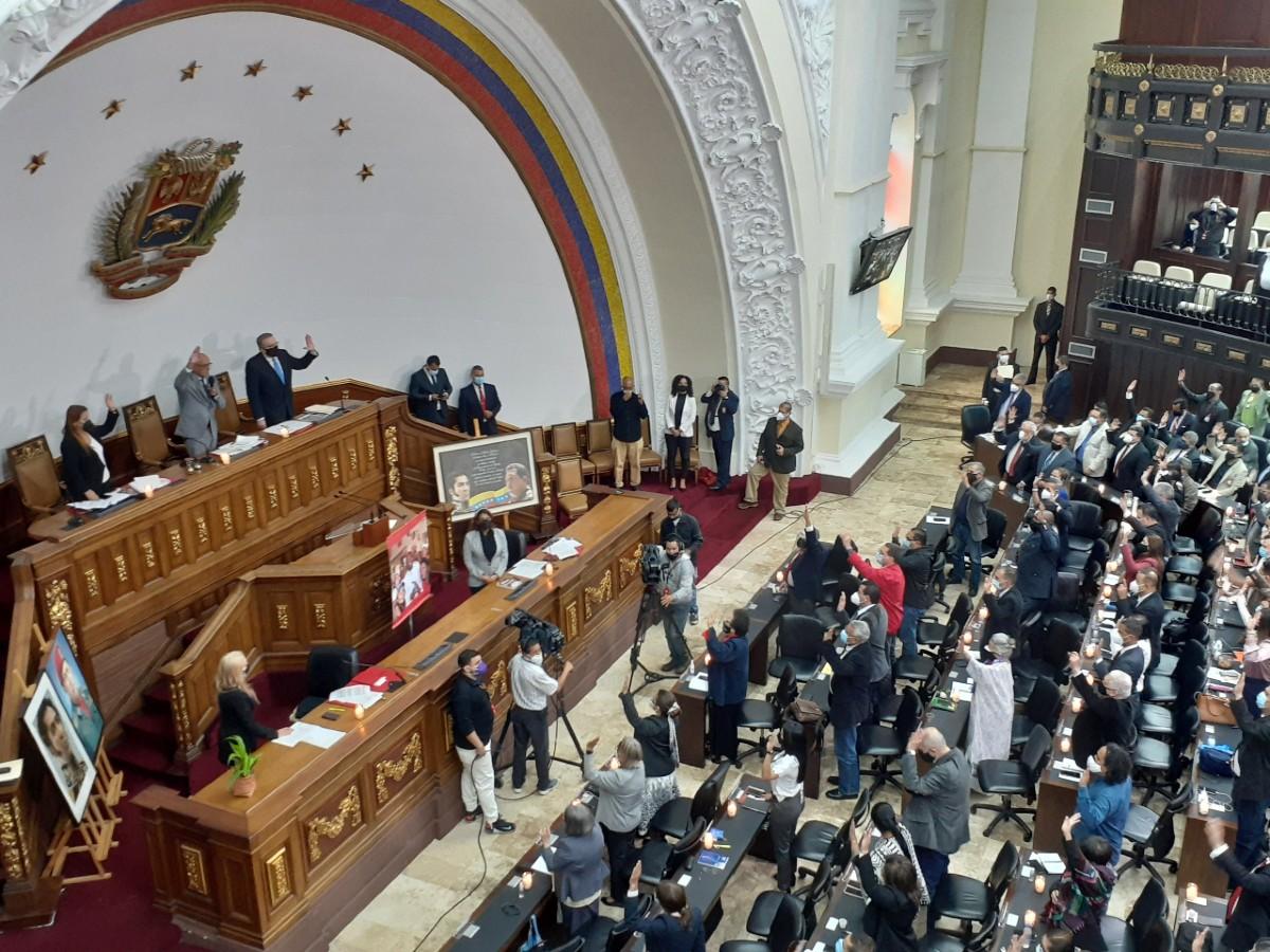 AN conformará Comisión Especial para recabar el acervo histórico, político, cultural y de gestión de Aristóbulo Istúriz