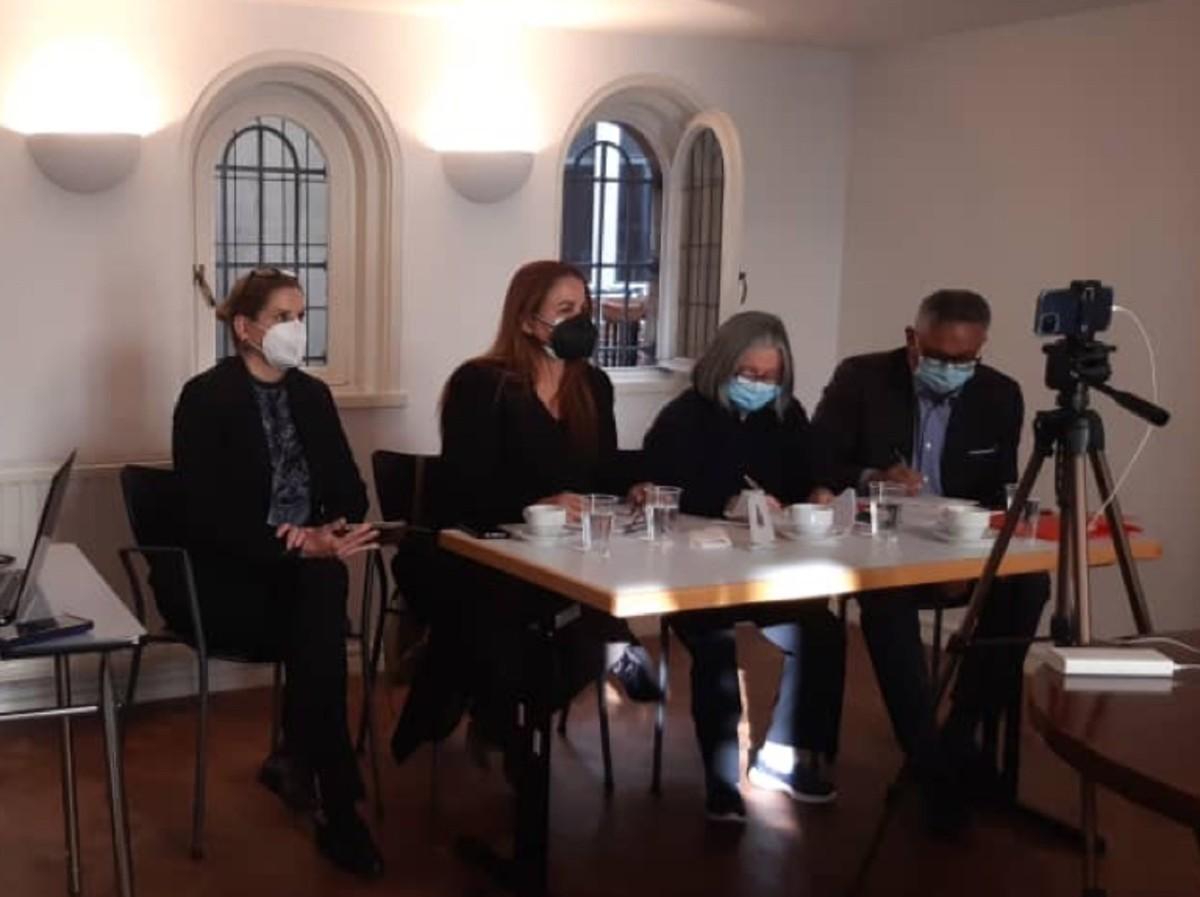 Diputada Iris Varela propone desde Bruselas activar grupos parlamentarios de amistad
