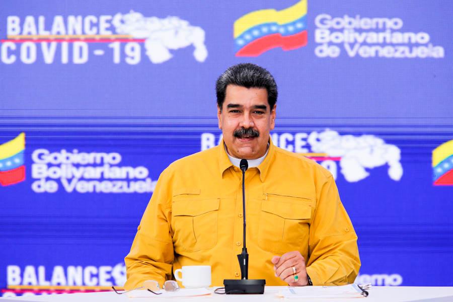 Venezuela inicia segunda fase de inmunización contra la COVID-19