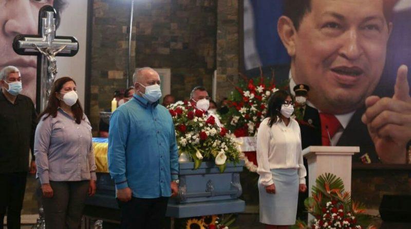 Rinden homenaje póstumo al General en Jefe Jorge Luis García Carneiro