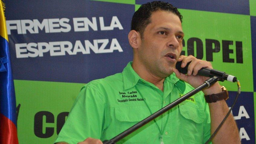 Copei anunció su participación en las regionales