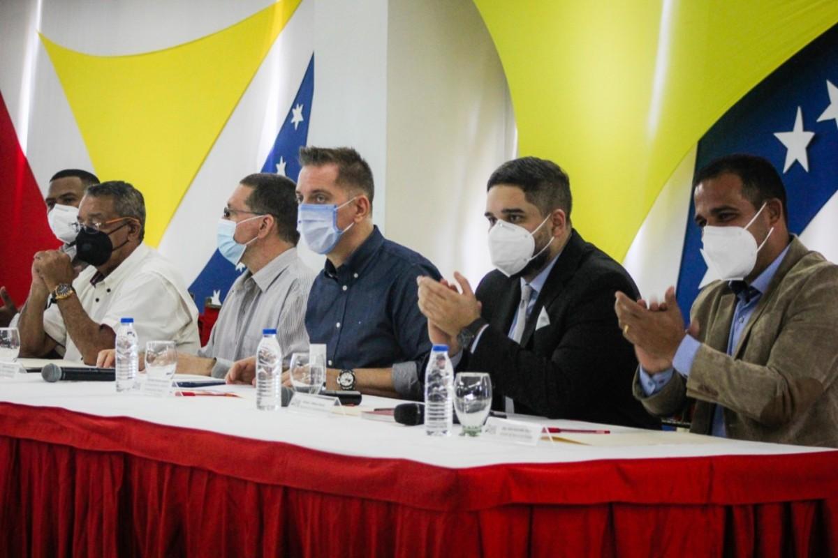 Debatieron Ley de Zonas Económicas Especiales en La Guaira