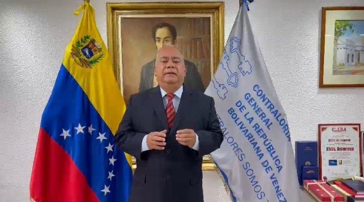 Presidente del Consejo Moral Republicano felicita a nuevos rectores del CNE