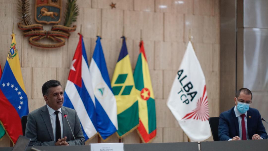 ALBA-TCP condenó uso excesivo de la fuerza por parte de Iván Duque