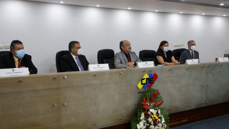 CNE acuerda elecciones conjuntas regionales y municipales en el país