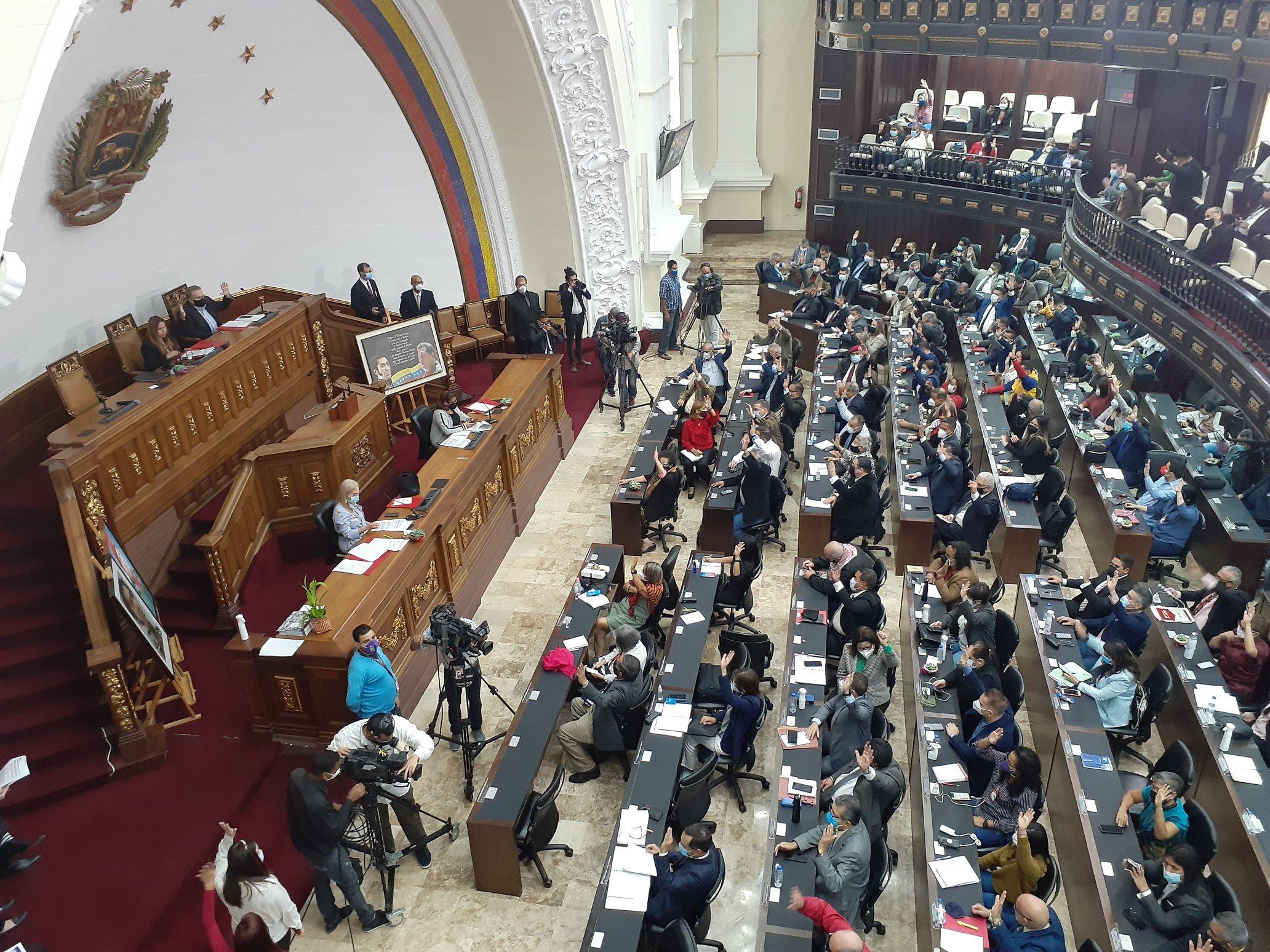 Aprobado proyecto de reforma de Ley de Ciencia, Tecnología e Innovación