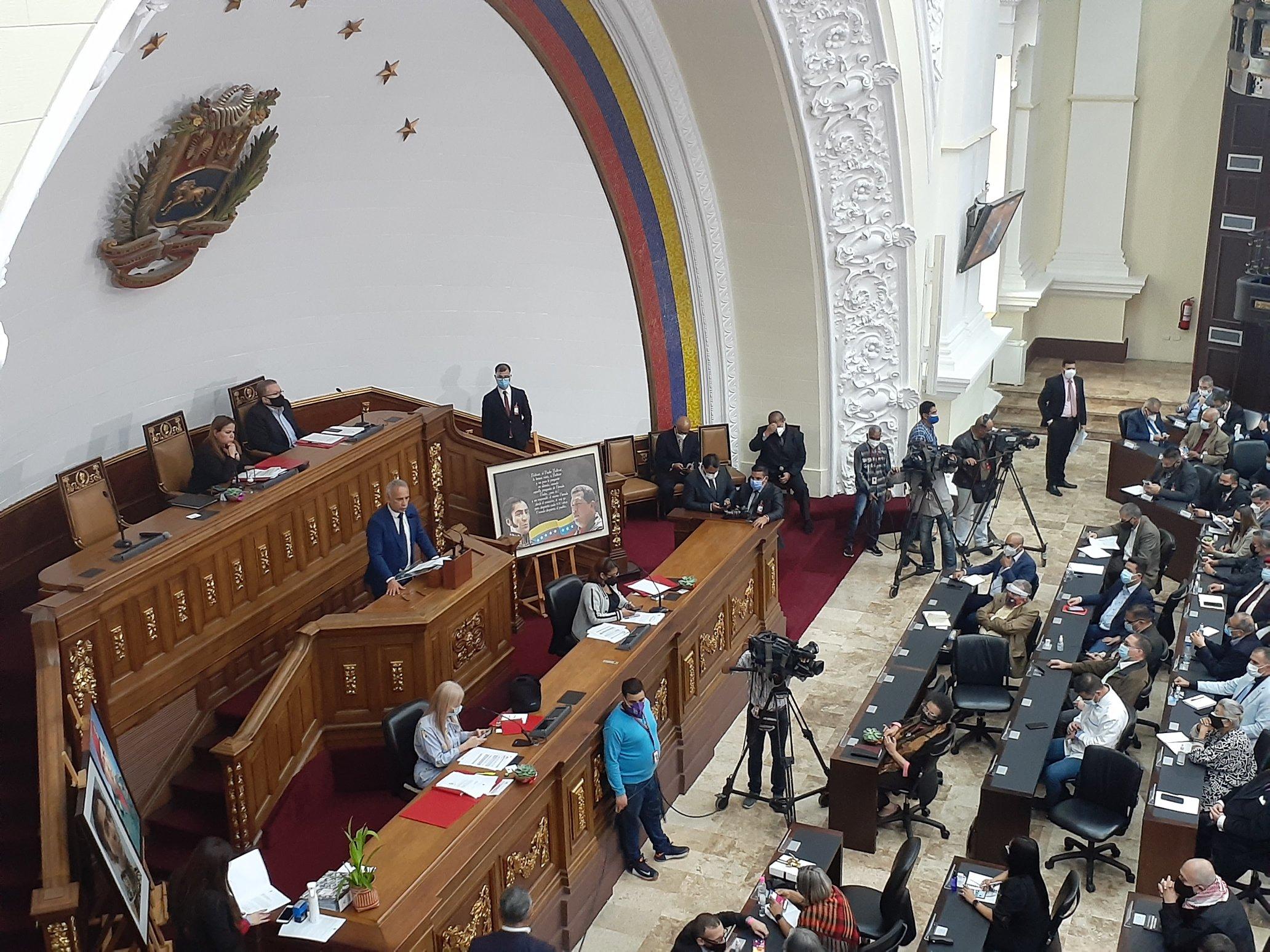 Aprueban Proyecto de Acuerdo de Solidaridad con el pueblo colombiano por agresiones de Duque