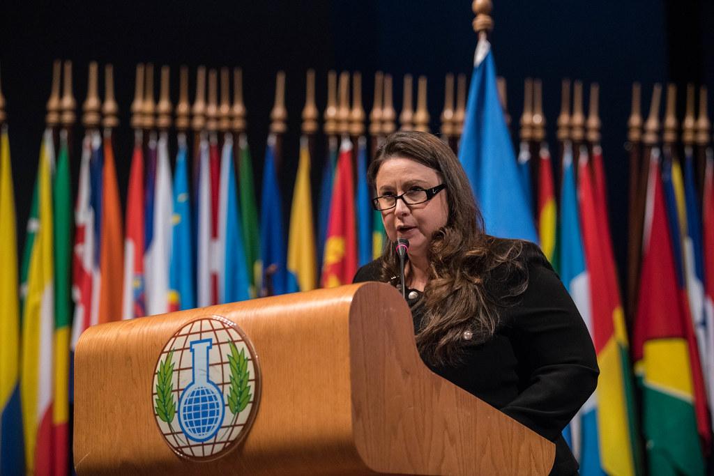 Aprobada designación de Haifa El Aissami Madah como embajadora de Venezuela ante la FAO