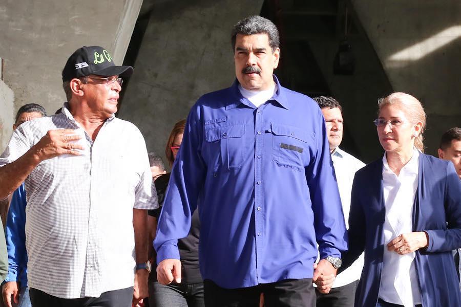 Gobierno nacional lamenta partida física del gobernador del estado La Guaira G/J García Carneiro