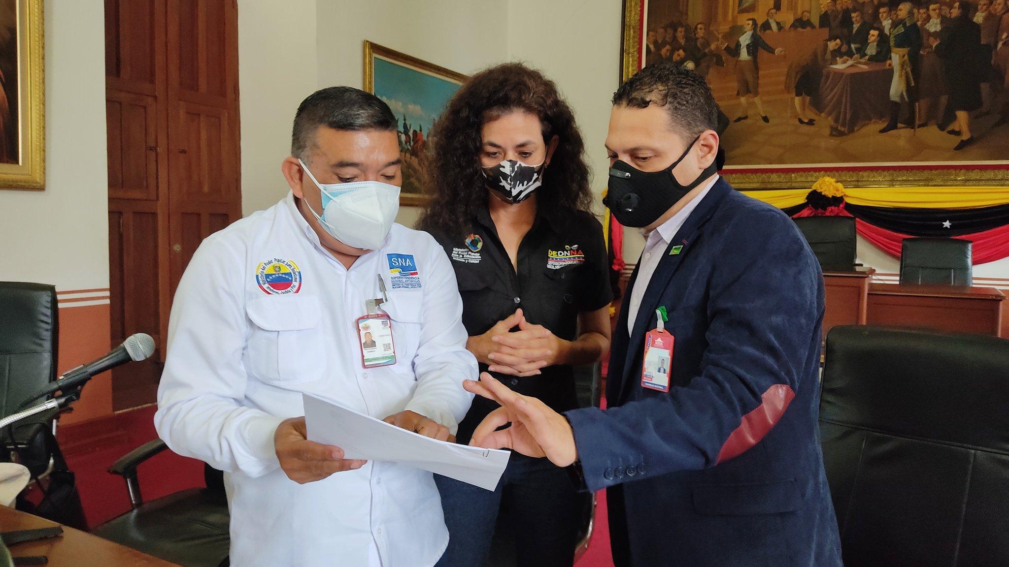 Etapa final de la consulta pública de la Ley Orgánica Antidrogas se realizó a nivel nacional