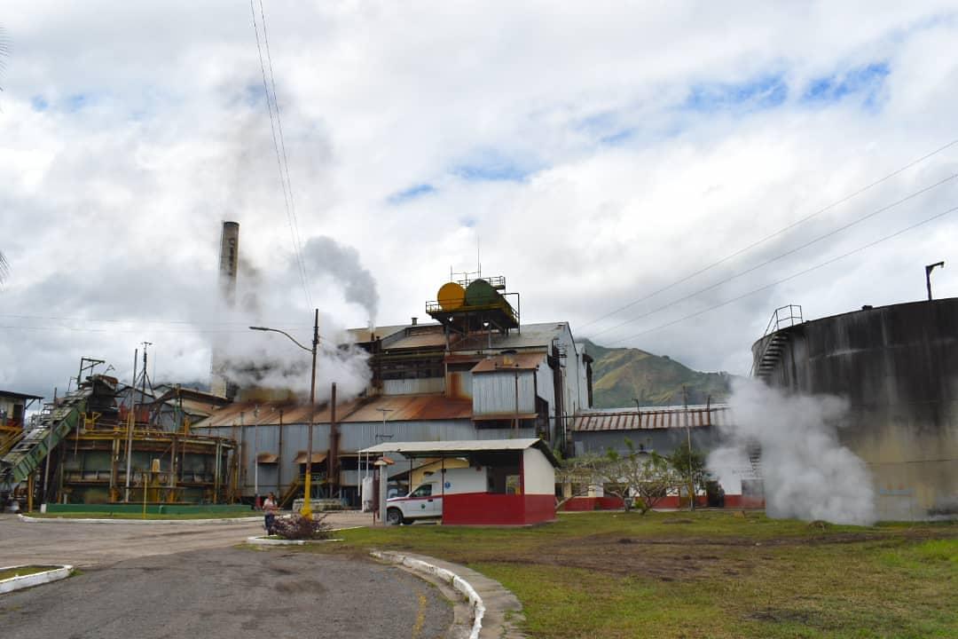 Comisión de Contraloría visitó el Central Azucarero Sucre