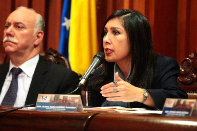 AN aprueba nombramiento de Gladys Gutiérrez como Embajadora de Venezuela ante organismos internacionales