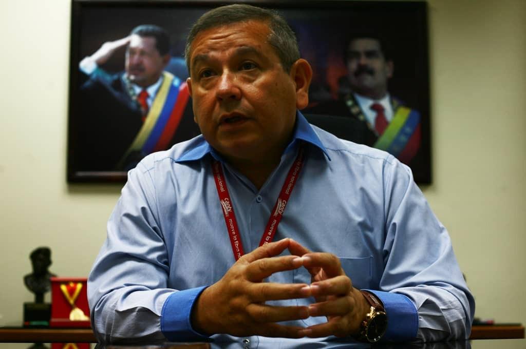 Designado Jesús Aldana como nuevo presidente de Cantv