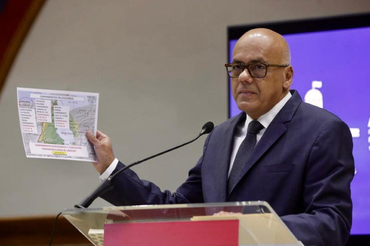 AN insistirá en solicitar la extradición de Jordan Goudreau por plan terrorista contra Venezuela
