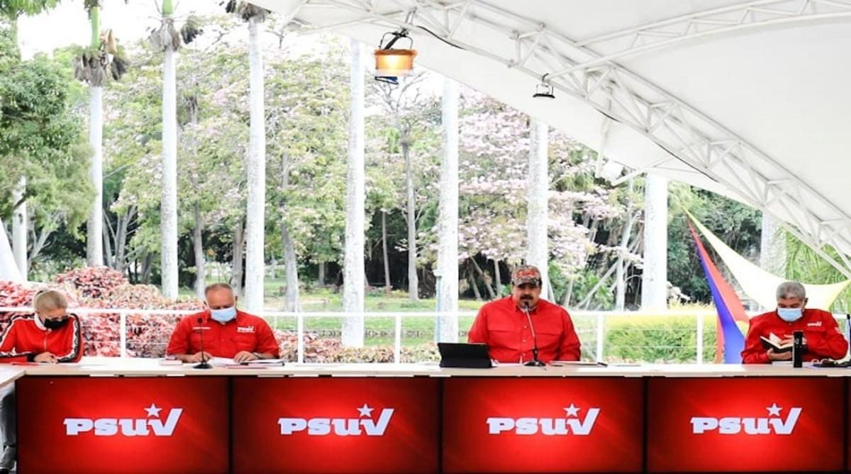 Bases del PSUV elegirán a sus candidatas y candidatos para elecciones del 21N