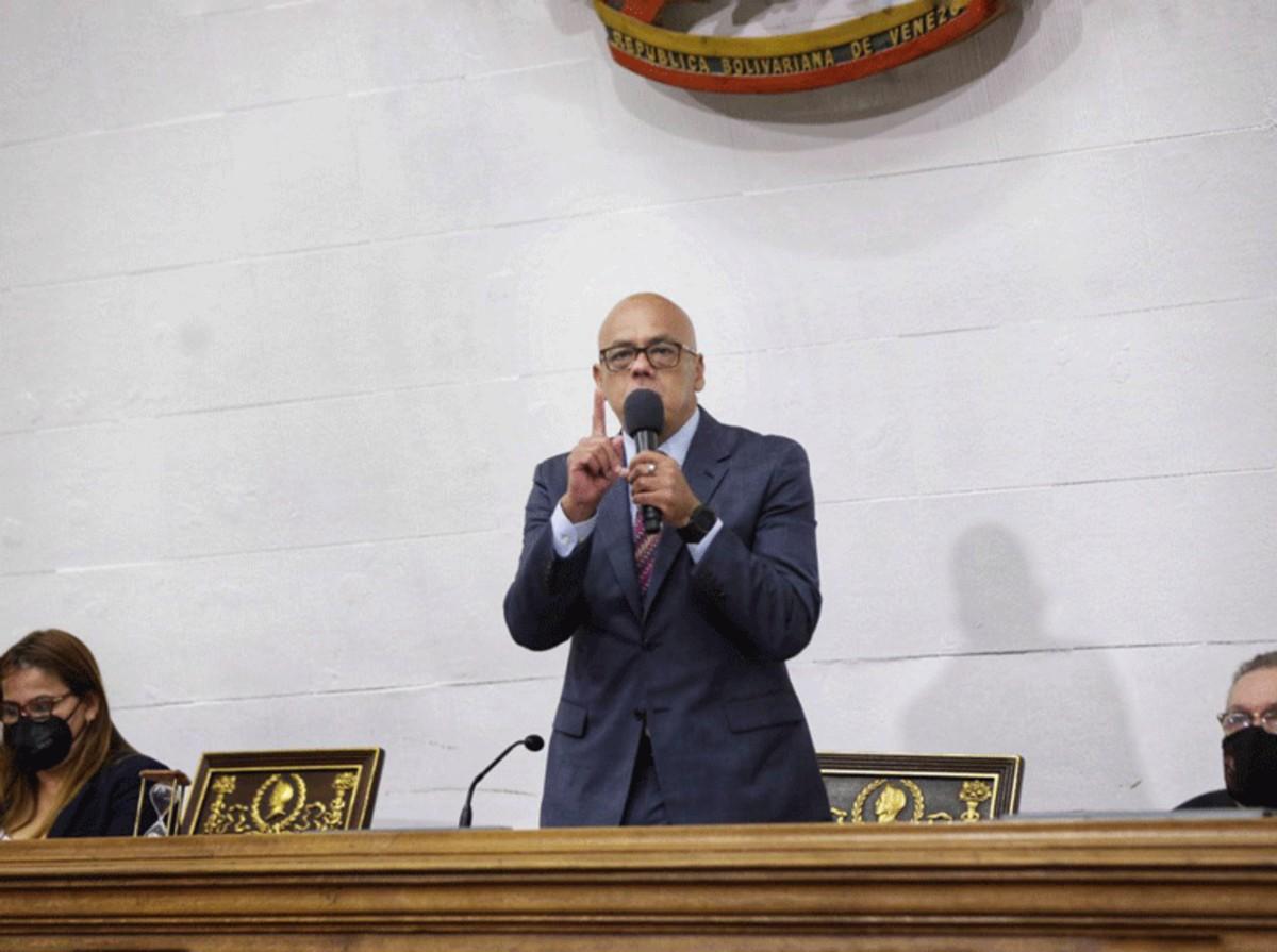 Presidente de la Asamblea Nacional: «Guaidó se ha convertido en un tremendo negocio»
