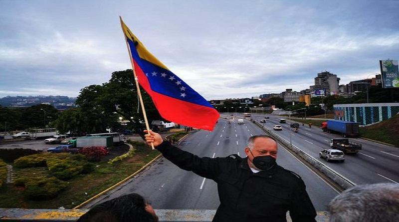 Diosdado Cabello recuerda la victoria popular de hace 2 años sobre nuevo intento de golpe