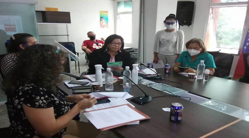 Comisión de Familias de la AN inicia consulta nacional para la reforma a la ley de lactancia materna