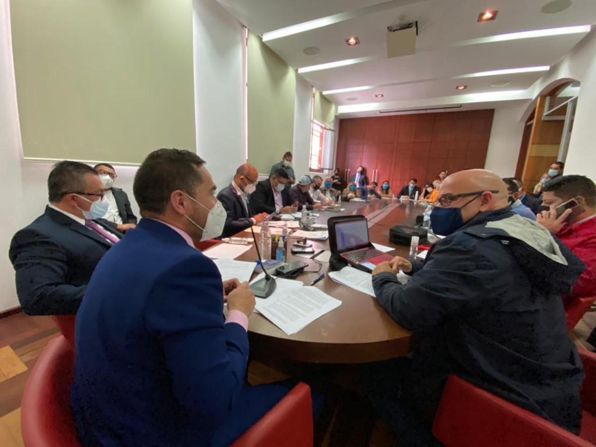 Llevarán a primera discusión Reforma de la Ley de Ciencia, Tecnología e Innovación