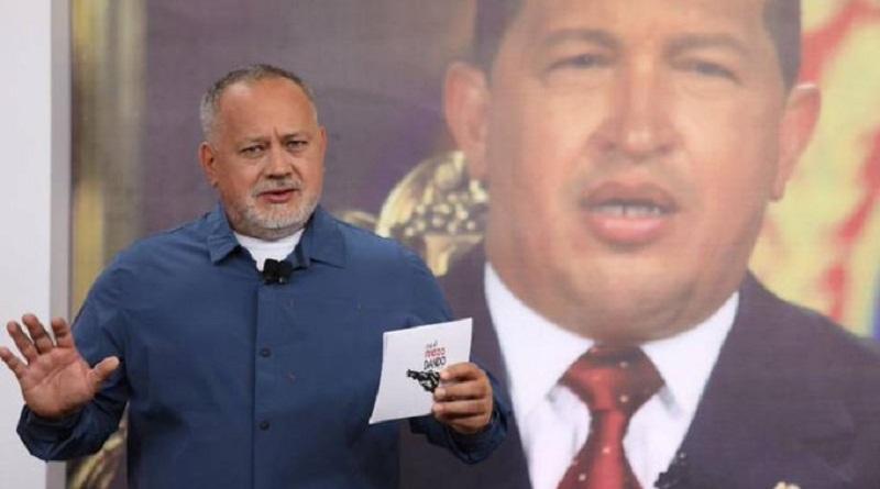 Diosdado Cabello: La OEA, Grupo de Lima, UE y EE. UU. hacen silencio cómplice ante masacre en Colombia