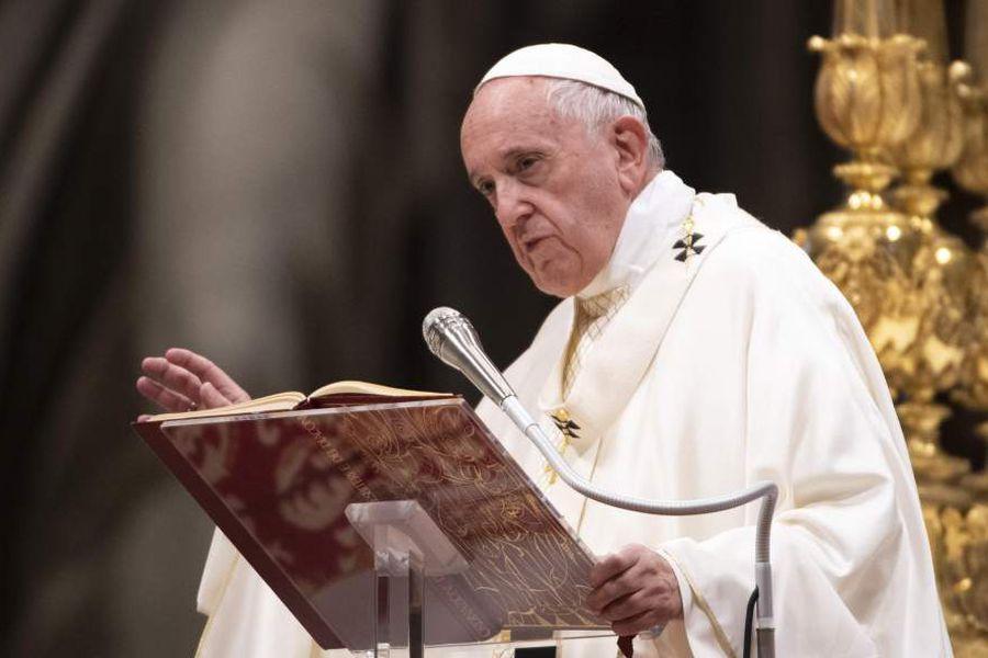 Papa Francisco expresa «preocupación» por la violencia en Colombia