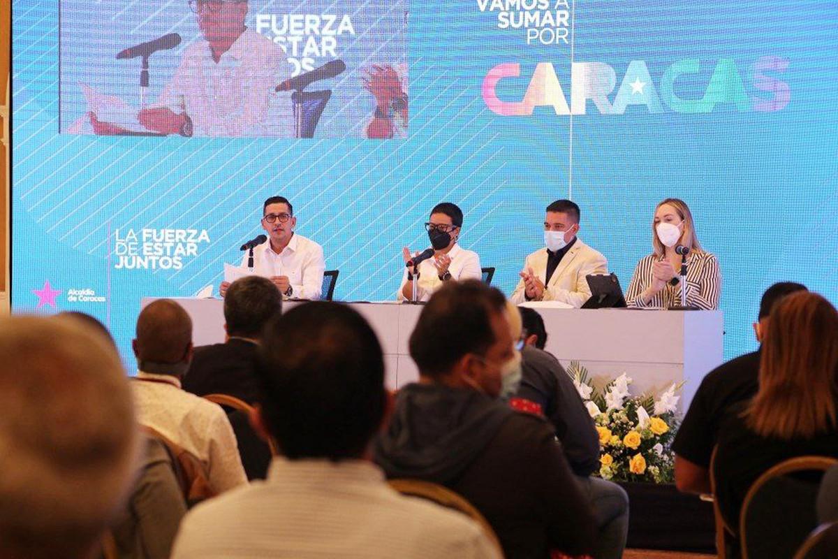 Sumar cuenta con 42.730 inscritos en el Registro Único de Caracas