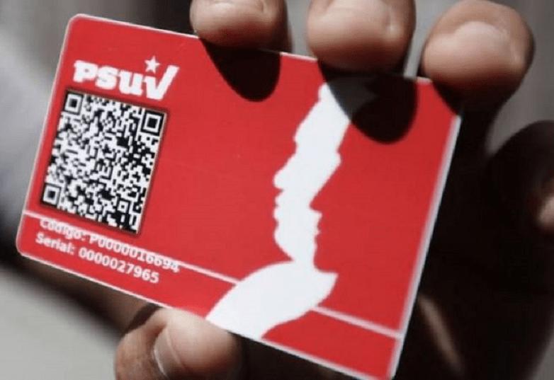 Activados 12 puntos de inscripción y carnetización del PSUV en Lara