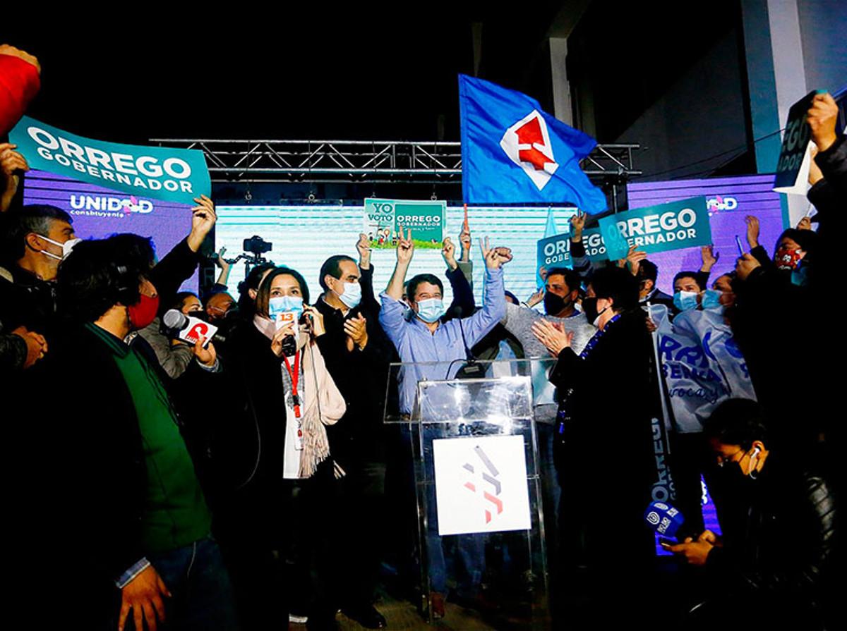 Centroizquierda gobernará en Santiago de Chile y en mayoría de regiones