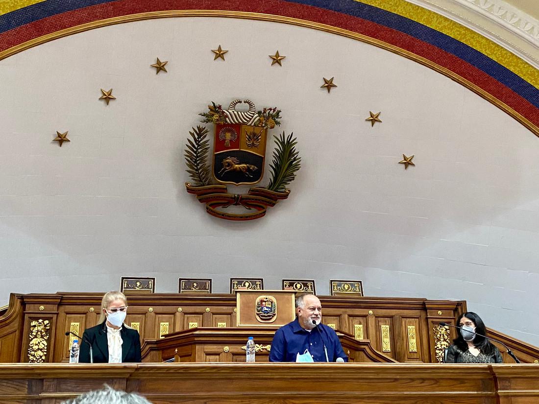 Instalada Comisión Especial para la Revolución Judicial