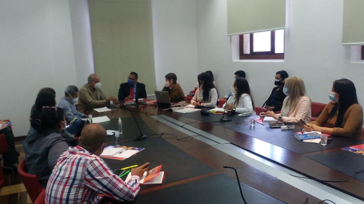 AN y Ministerio de Planificación crean Comisión Mixta para revisar agenda legislativa
