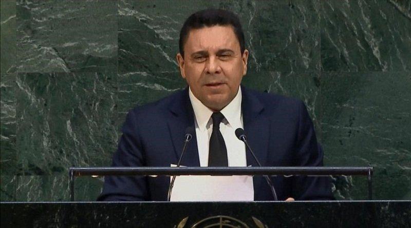 Venezuela denuncia a EEUU ante la ONU por promover «terrorismo económico»