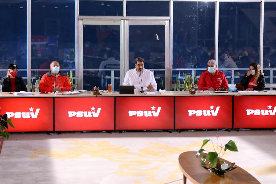 El 8 de agosto se realizarán las Elecciones Primarias Abiertas del PSUV