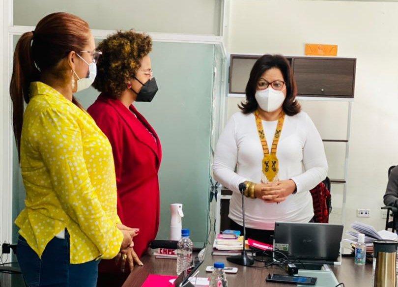 AN extiende reconocimiento al Movimiento Bolivariano de Familias