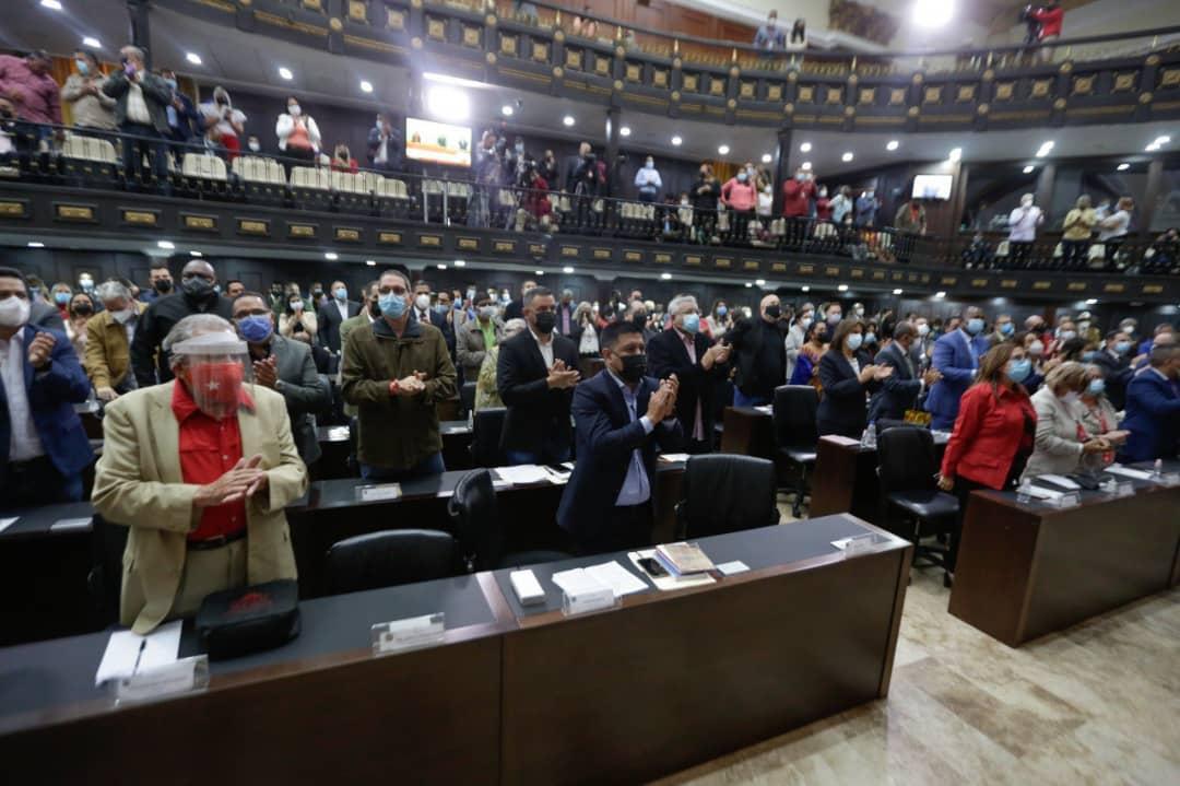 AN convoca a sesión solemne para rendir homenaje a héroes de la Batalla de Carabobo