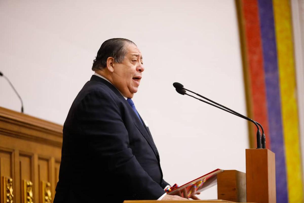 AN respalda llamado al diálogo del presidente Maduro para consolidar la paz