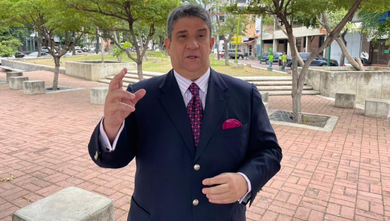 Diputado Correa: Es bueno que sigan liberando recursos para la salud de los venezolanos