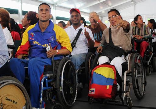 Impulsan reforma de la Ley Orgánica para las Personas con Discapacidad