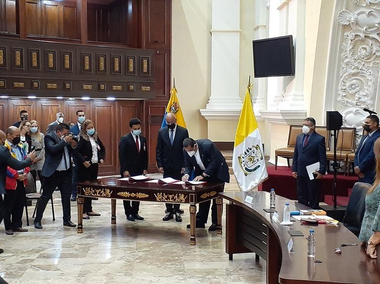 Asamblea Nacional crea primera Escuela de Formación Parlamentaria