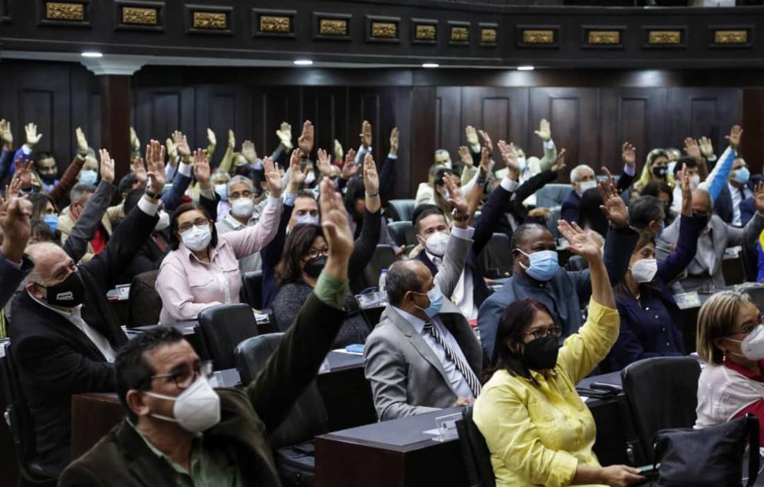 Aprobado por unanimidad Proyecto de Acuerdo que declara invalidez de actos de la AN en desacato