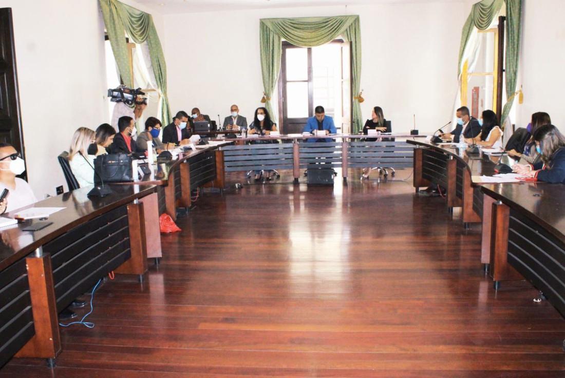 Ocho proyectos de ley ha analizado Comisión de Desarrollo Social de la AN