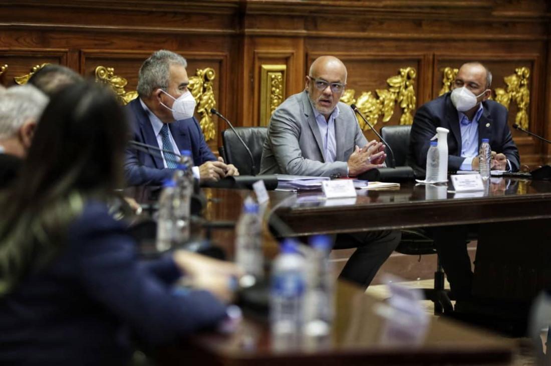 Comisión Especial para el Diálogo presentará informe preliminar y retomará encuentros sectoriales