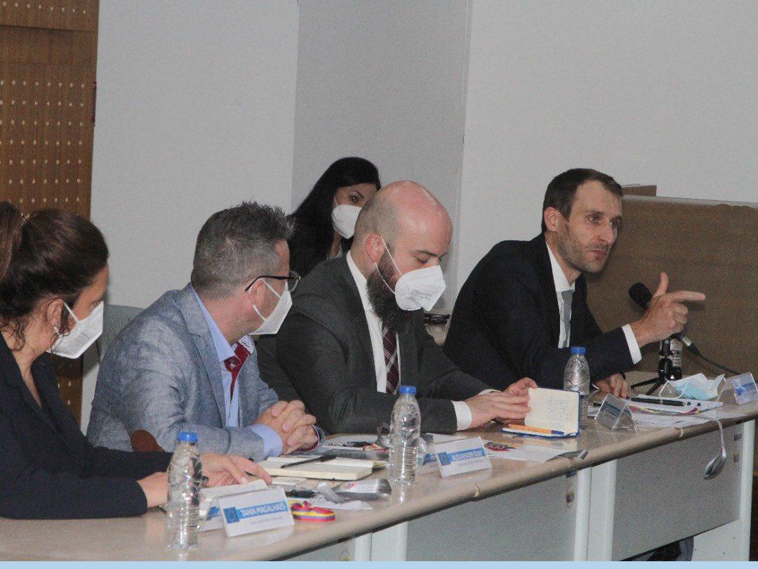 CNE y misión exploratoria europea analizaron agenda electoral