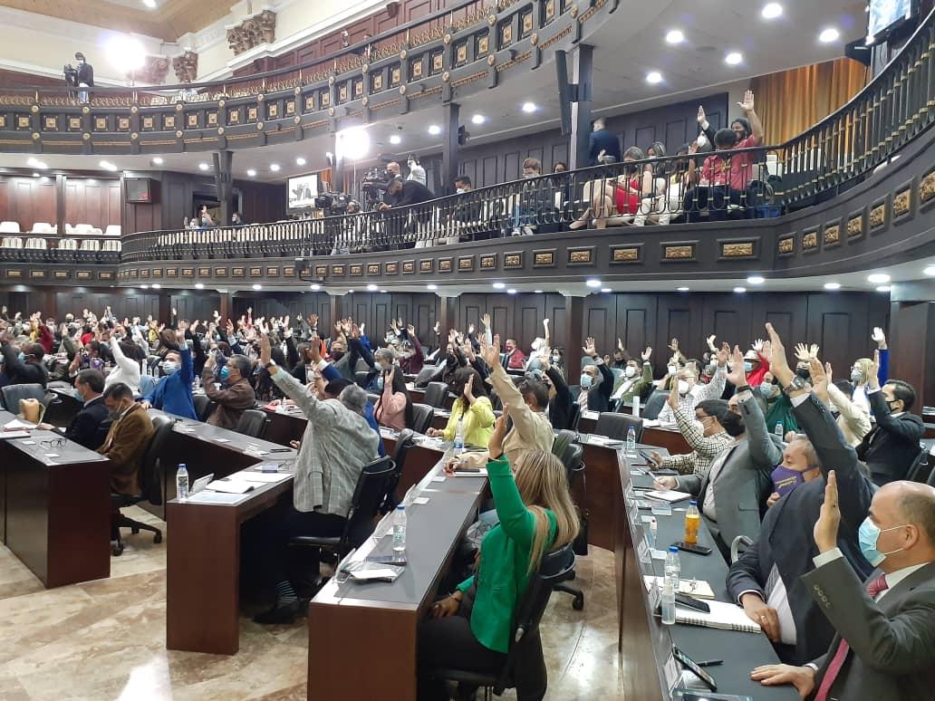 Aprobado en primera discusión el Proyecto de Ley contra la Corrupción