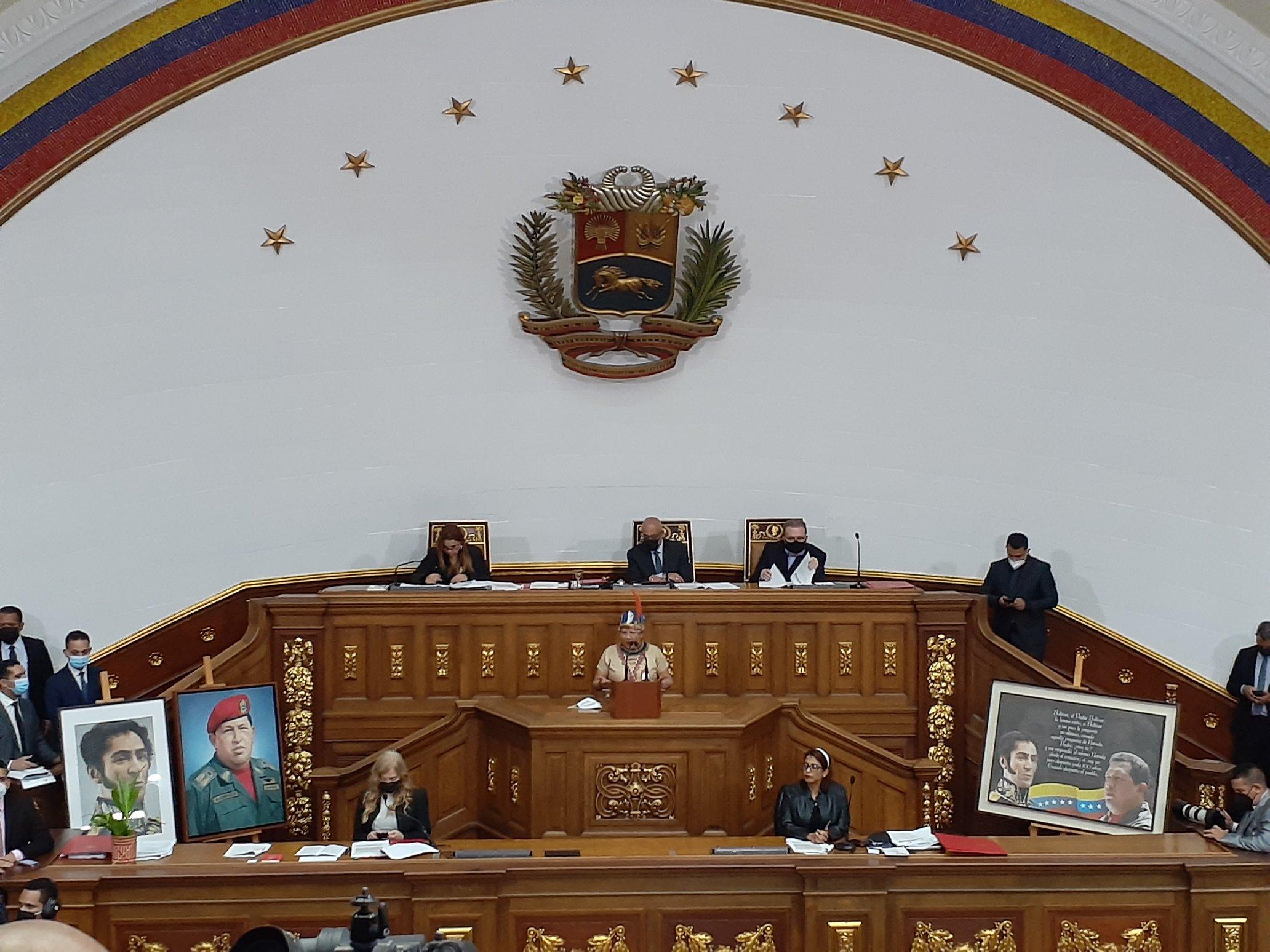 AN aprueba en primera discusión propuesta de Reforma Parcial a la Ley de Idiomas Indígenas