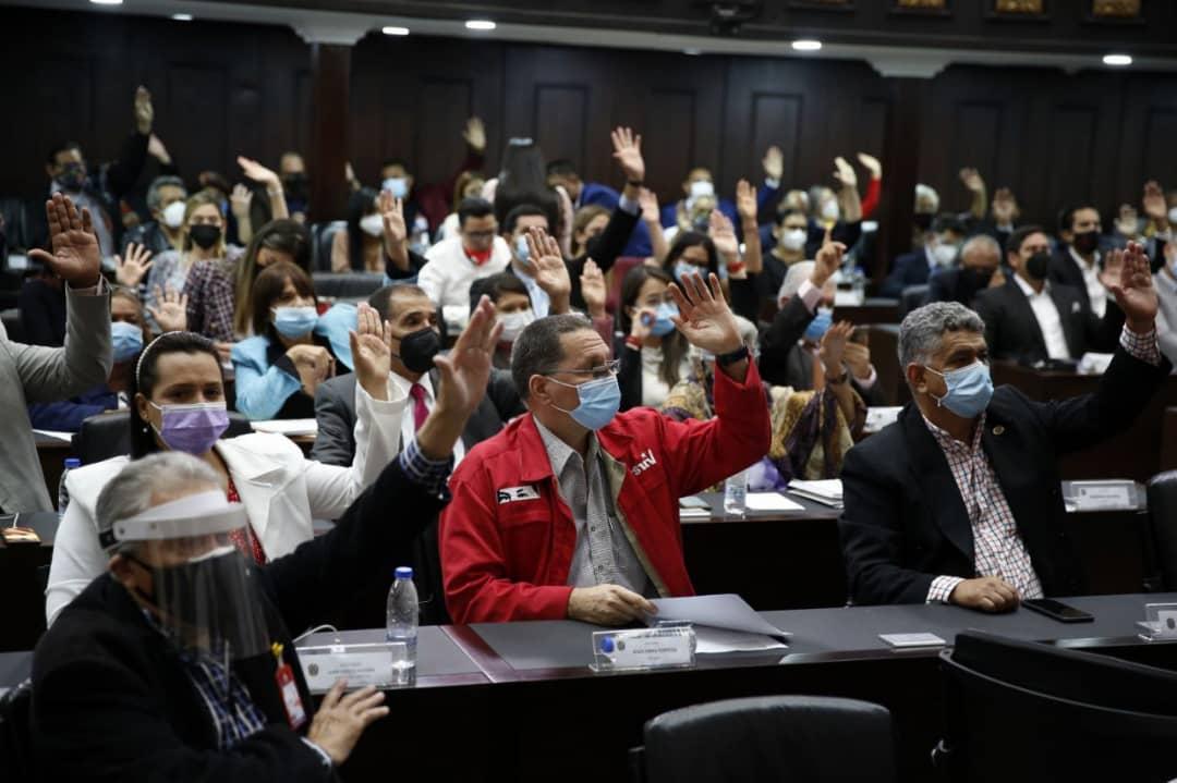 Asamblea Nacional aprobó en primera discusión el Proyecto de Ley del Teatro