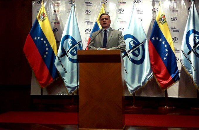 Tres detenidos por acusaciones falsas en contra del Gobierno de Venezuela