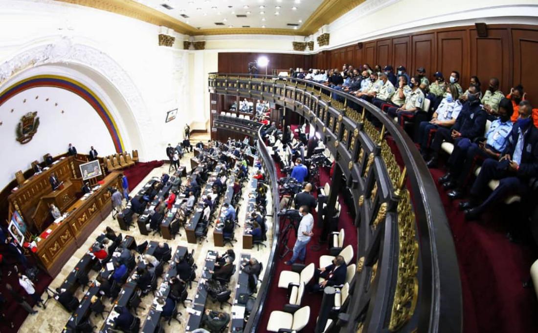 Asamblea Nacional aprueba en primera discusión Ley Guardianes de la Patria